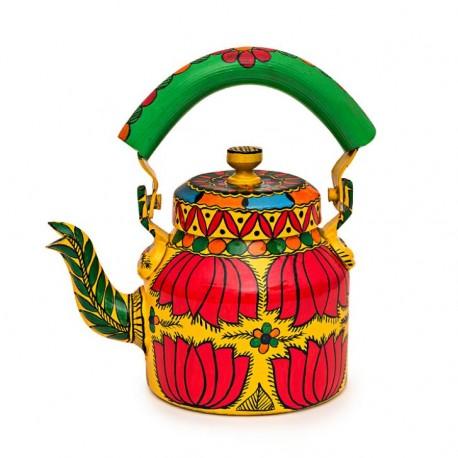 KAUSHALAM TEA SET: LOTUS
