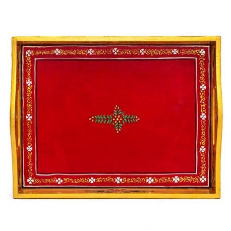 KAUSHALAM 8 PC TEA SET: GOLDEN GLOW