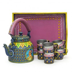 KAUSHALAM TEA SET : ROYAL-T