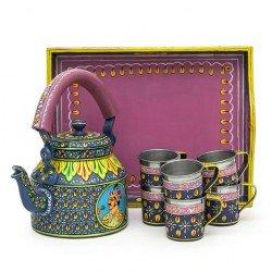 KAUSHALAM TEA SET : ROYAL-T