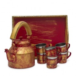 KAUSHALAM TEA SET: OOH LA LA