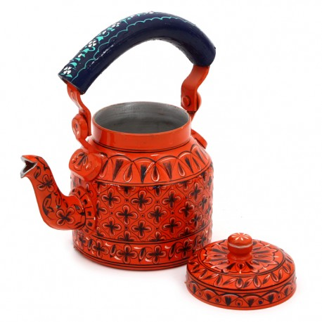 KAUSHALAM TEA KETTLE: ORANGE DELIGHT