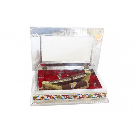 Message In A Box Rakhi Gift