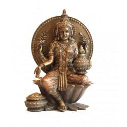 Porcelain Goddess Lakshmi
