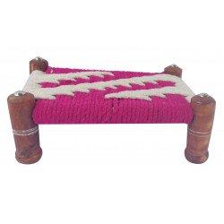 Decorative Wooden Miniature Khaat/ Charpai
