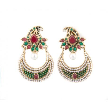 Ethnic Designer Earring Jhumki