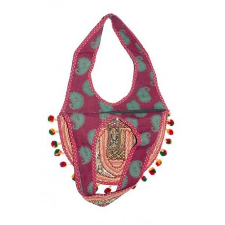 Rajasthani jhola bag