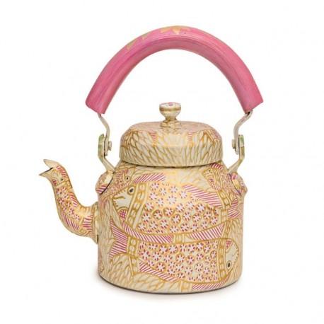 KAUSHALAM TEA SET: PINK POND