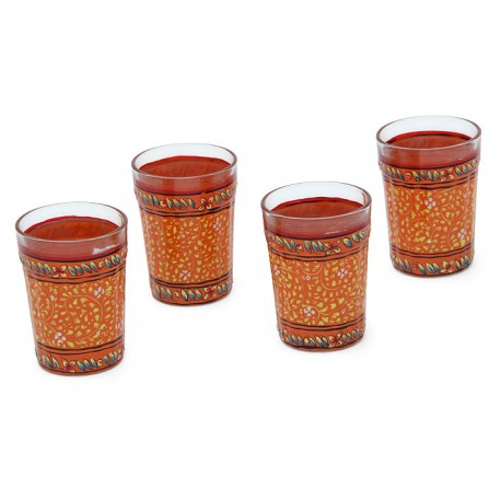 Kaushalam Tea Glass set of 4