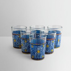 Kaushalam Tea Glass set of 6
