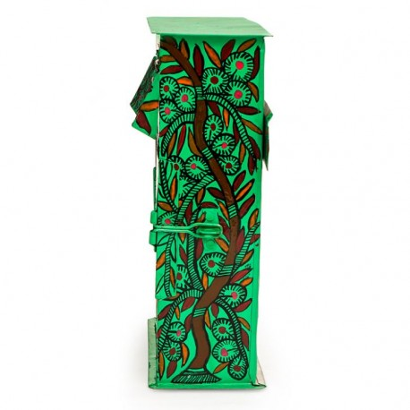 KAUSHALAM HAND PAINTED LETTER BOX MEDIUM