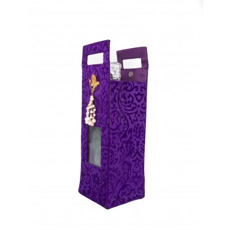 Handmade Brocade Wine Bottle holder