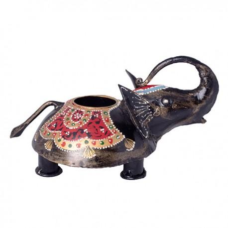 Elephant shaped T-Light holder