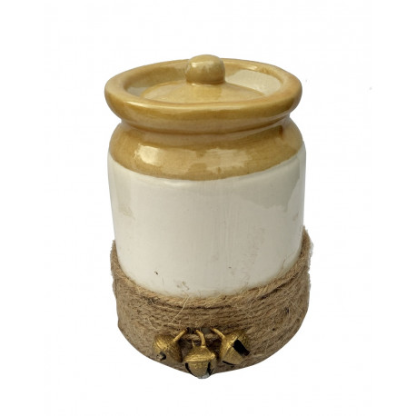 Ceramic Traditional Barni Home Decorative / Barni Vase