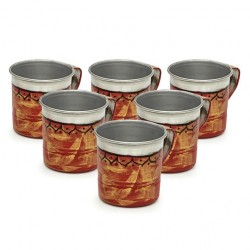 KAUSHALAM TEA CUPS SET OF 6